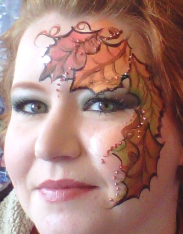 Face and Body Painting Contest West Coast Face Painters
