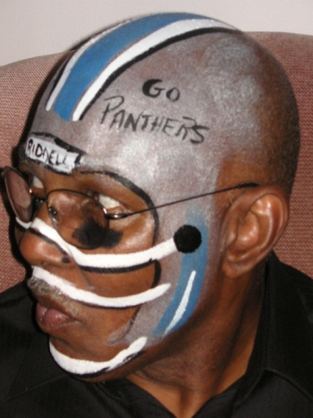Painted Bald Head Painting Contest West Coast Face Painters
