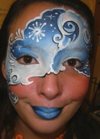 Face and Body Painting Contest
