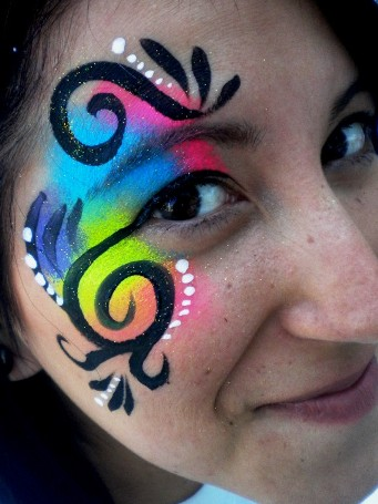 Face Painting Contest