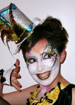 Face Painting for Events and Parties in Southern California and Claremont, La Verne, San Dimas, Glendora and Upland