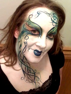 Face Painter for Party Entertainment in Claremont, La Verne, San Dimas, Glendora and Upland