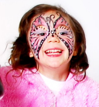 Face Painter Face Painting in Seal Beach, Orange County California